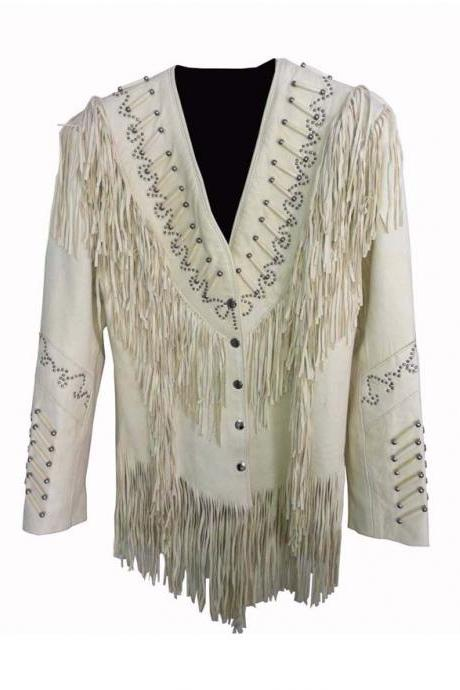 Western Highly Fringed Cowgirl Jacket Western Clothing jacket all size available